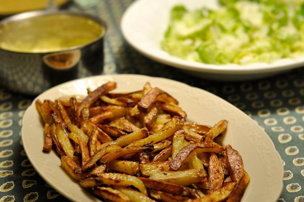 kartofler i ovn opskrifter
