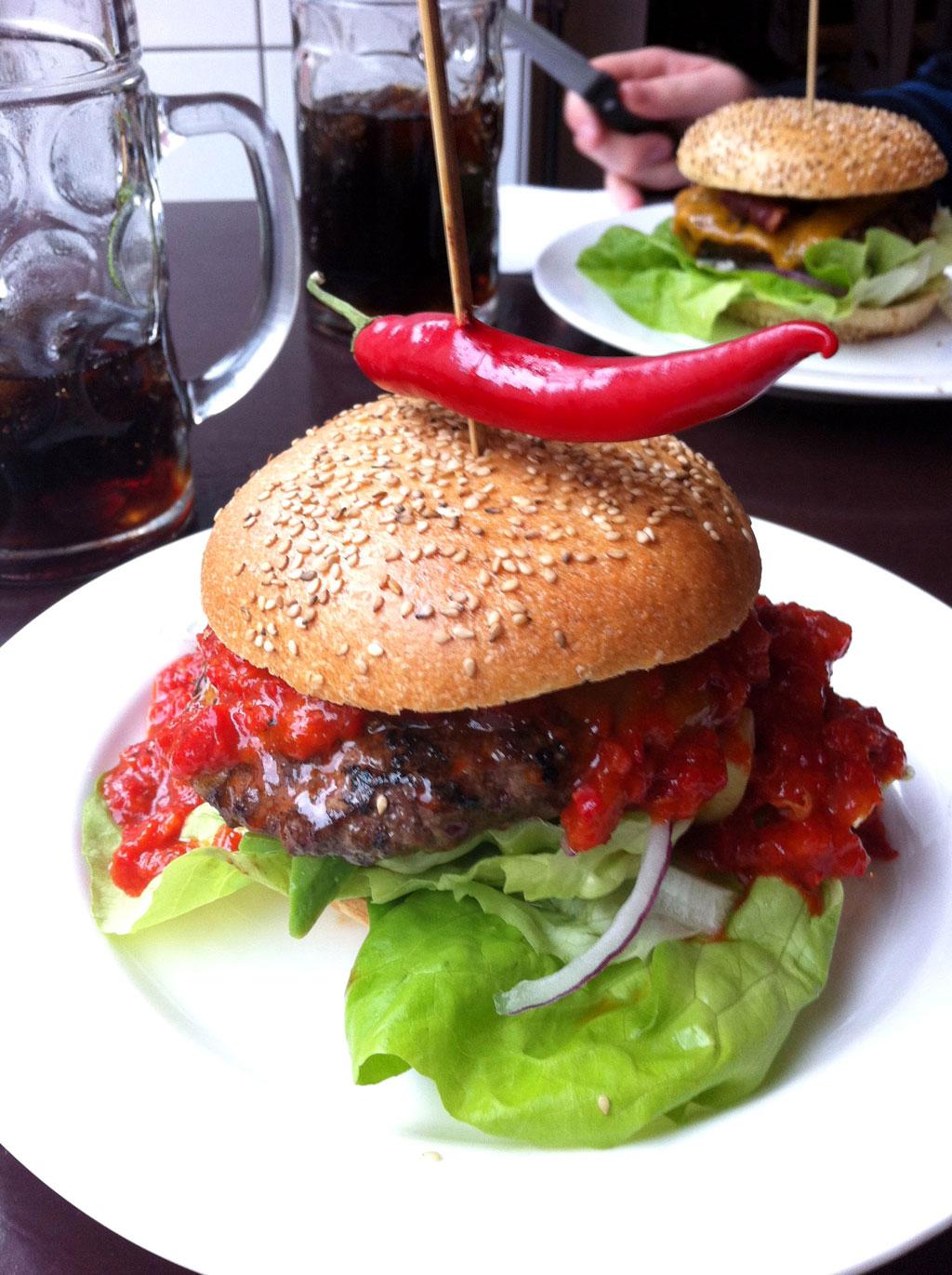 vesterbrogade burger