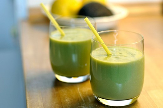 Avokado smoothie 9