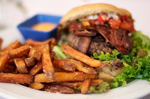 Metropolitain Burger 2