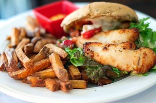 Metropolitain Burger 7