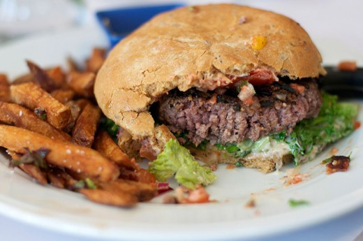 Metropolitain Burger 8