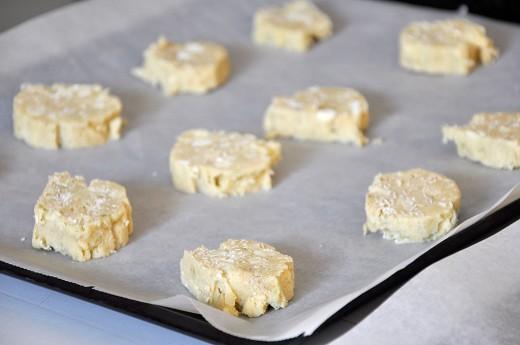 Hvid chokolade cookies6