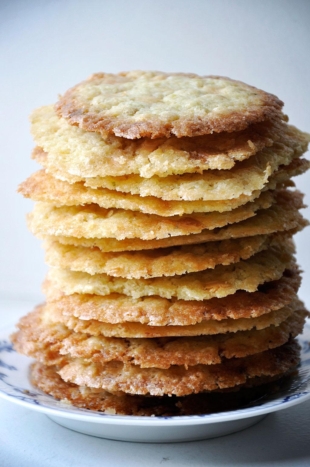 lime småkager