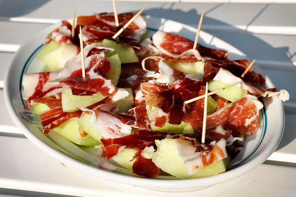 spansk skinke opskrift