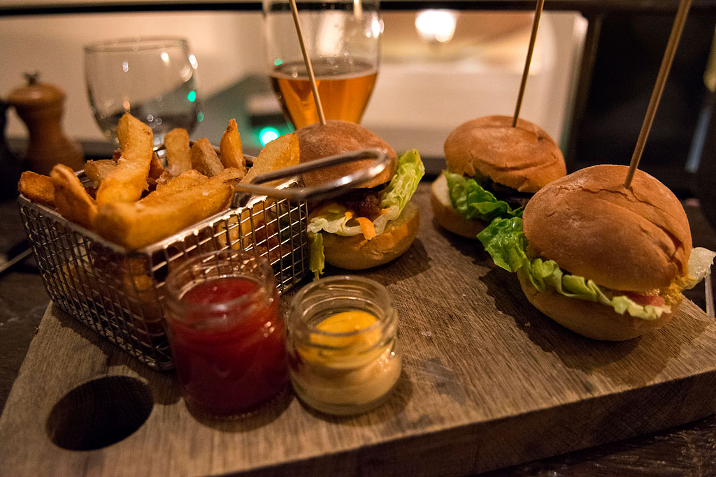 sliders restaurant kbh