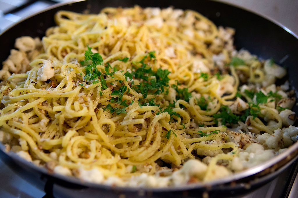 pasta trøffelolie