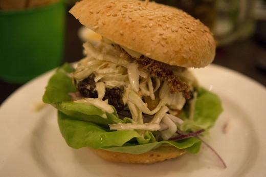 Vesterbros Originale Burger3
