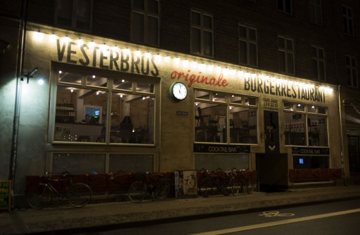 Vesterbros Originale Burger9