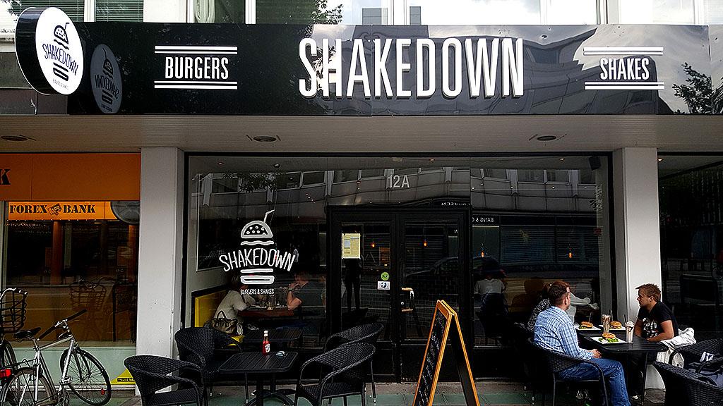 shakedown burger københavn